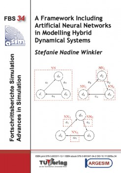 A Framework Including Artificial Neural Networks in Modelling Hyb