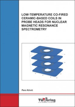 LOW-TEMPERATURE CO-FIRED CERAMIC-BASED COILS IN PROBE HEADS FOR N
