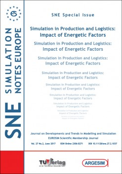 SNE Volume 27- 2 (2017) Special Issue